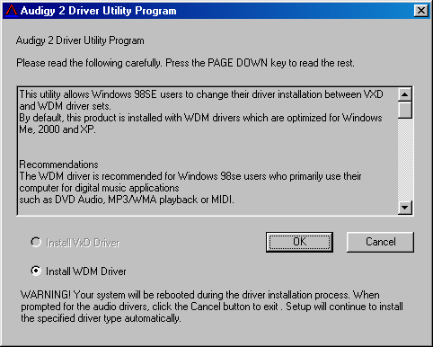Audigy 2 Driver Utility Program.png