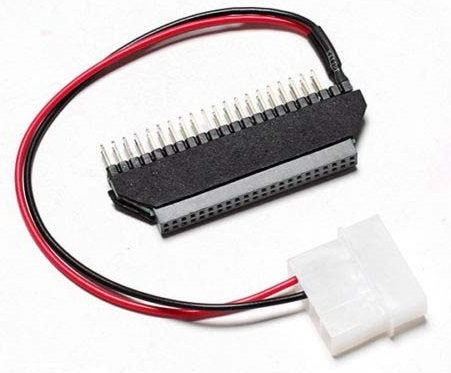 IDE 44pin to 40pin - Pic 1.jpg