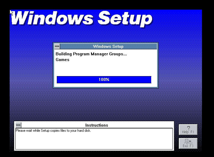 492-Windows 3.0 setup doing nothing when building the Games program group.jpg