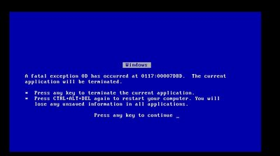 1007-UniPCemu's very first Windows 95 BSOD.jpg