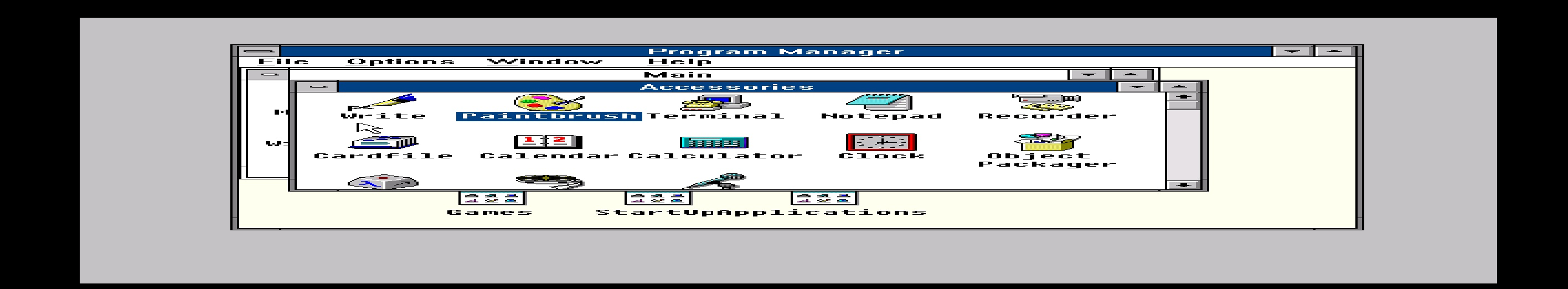 917-Windows 3.1 on 640x480x64K colors.jpg