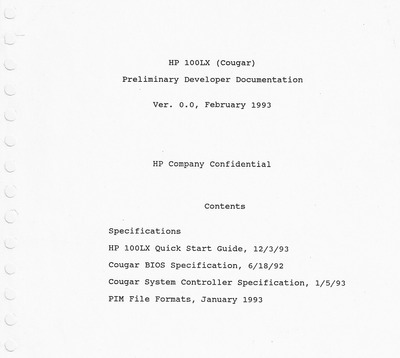 1993feb_hp100lx_cougar_preliminary_dev_docs_ver00_cover_page.jpg